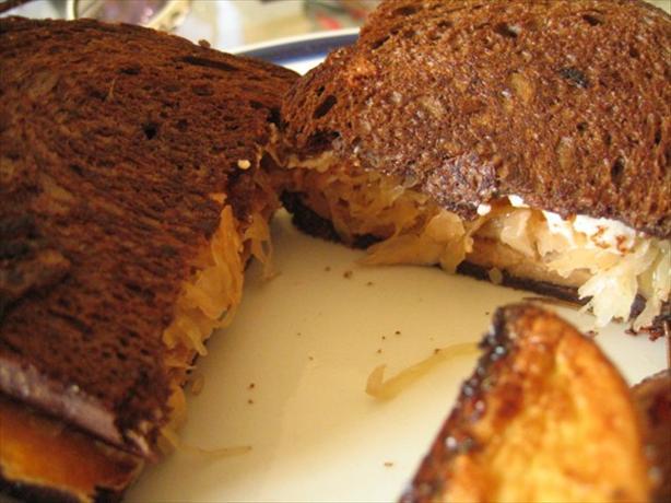 Vegan Reuben Sandwiches
