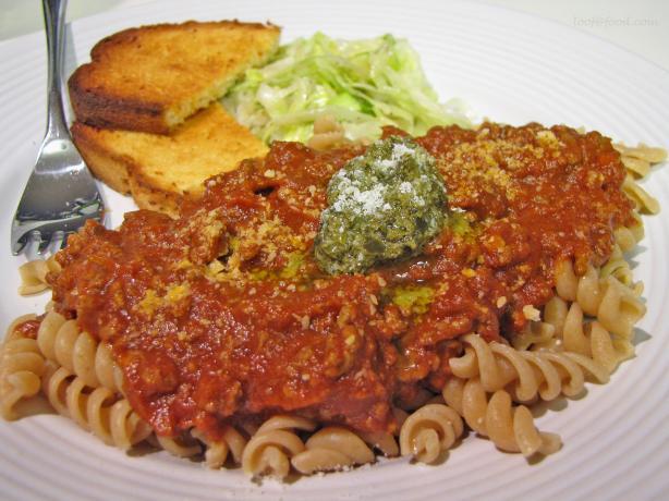 Tuscan Beef & Pasta