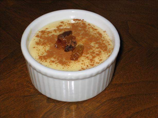 Blanca's Rich and Creamy Vanilla Pudding