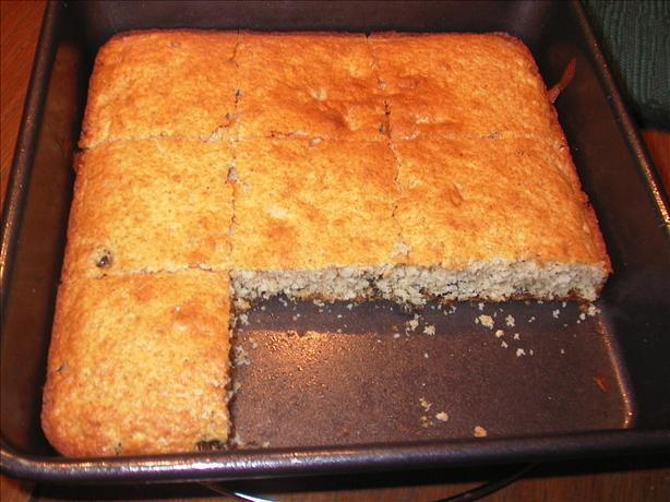 Nutmeg Raisin Victory Cake