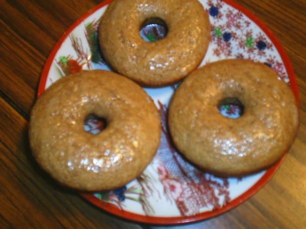 Baked Doughnuts