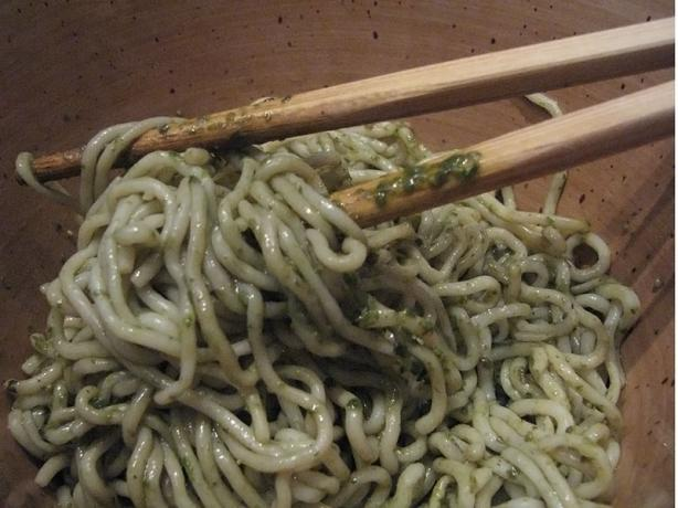Shirataki Pesto