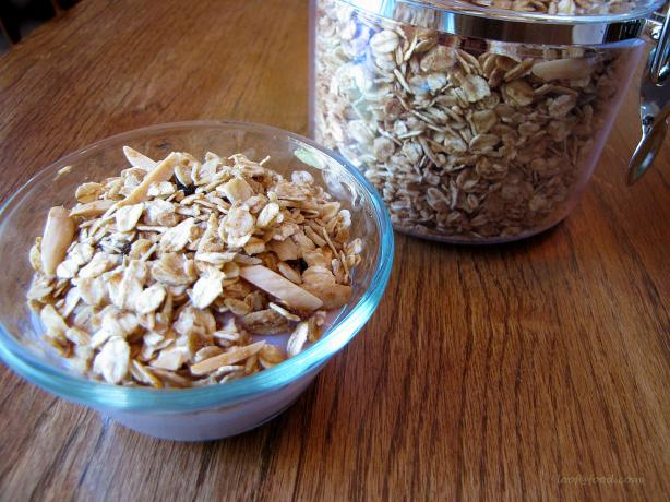 Muesli in a Slow Cooker / Crock Pot