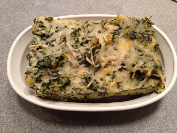 Spinach Cheese Ranch Delight #RSC