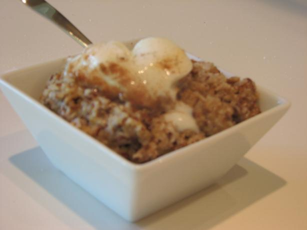 Healthy Energy Oatmeal