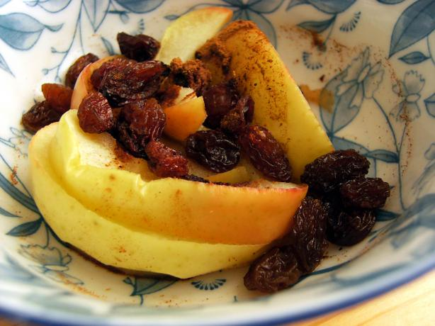 Crock Pot Baked Sliced Apples - 1 Ww Point