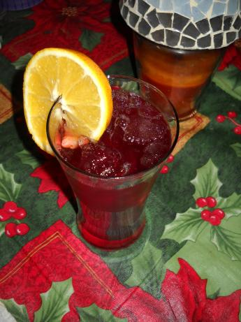 Cranberry Orange Tea