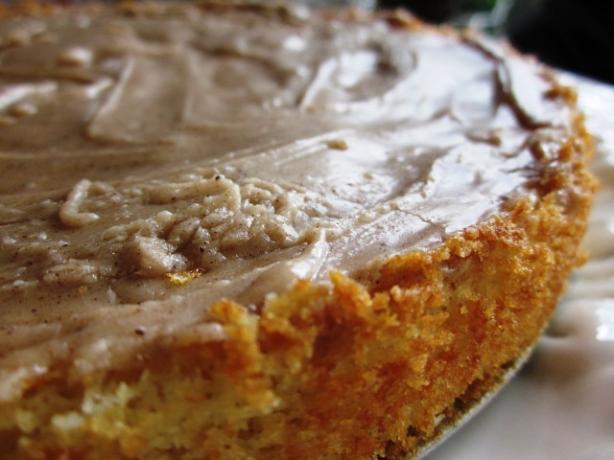 Butter Rum Bonnie Cake