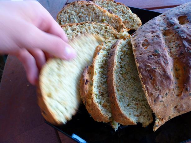 Argentine Chimichurri Bread (Abm)