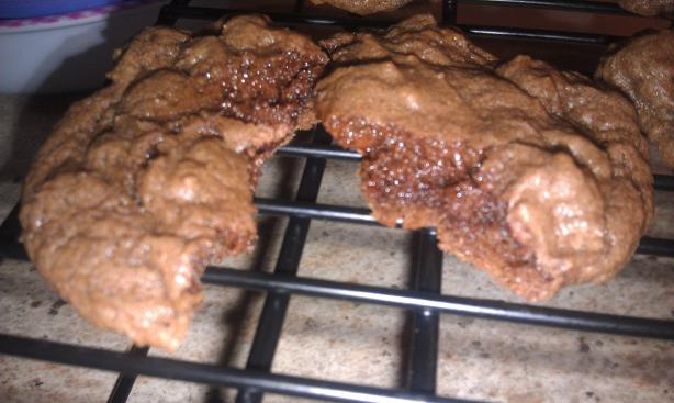 Chewy Chocolate Chocolate-Chip Cookies