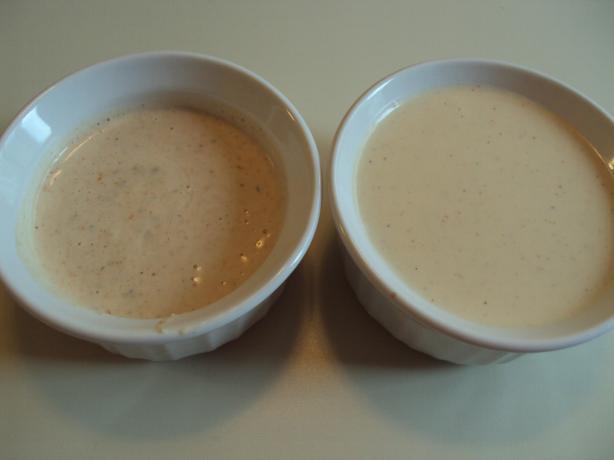 Benihana Shrimp Sauce