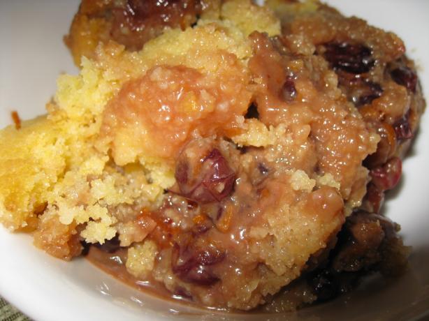 Cranberry Pudding Cake