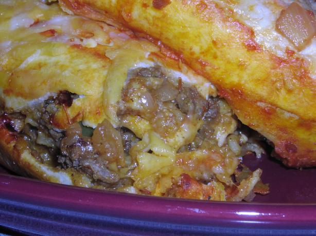 Michelle_my_belle's Enchiladas