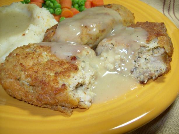 Bird's Thanksgiving Leftover Croquettes