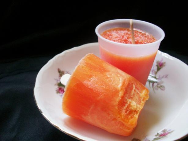 Orange Pops
