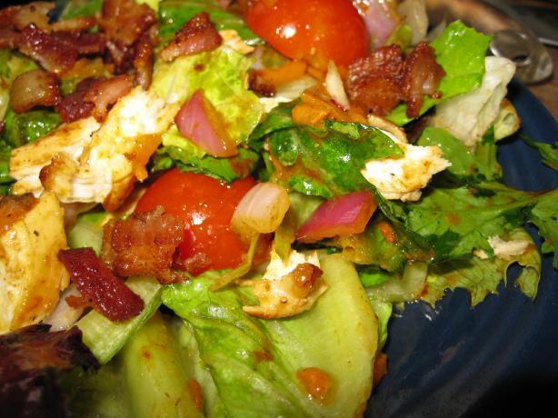 Summer BLT Rotisserie Chicken Salad