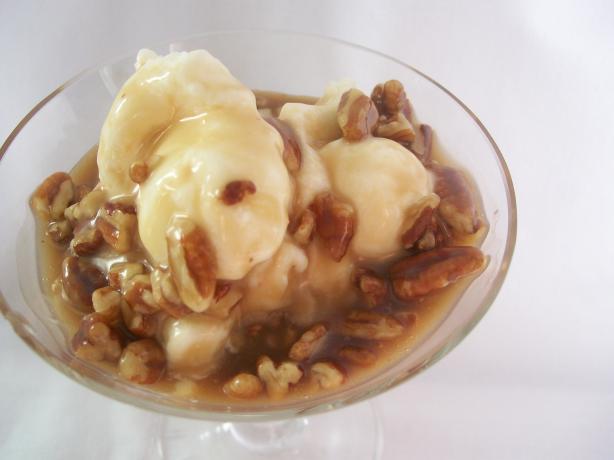 Maple Splurge Ice Cream Sauce