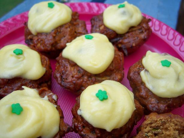 Quick Zucchini Carrot Muffins