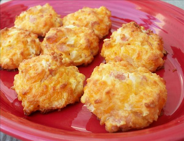 Cheese & Bacon Rounds