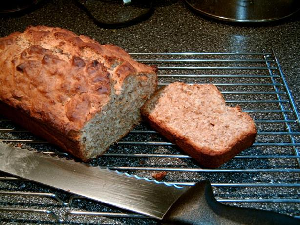 Vera's Honey Applesauce Bread