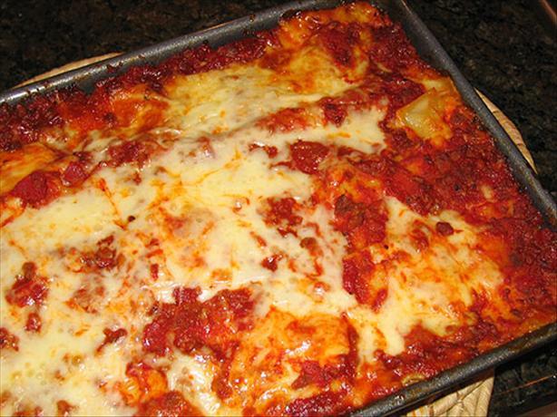 Lite Lasagna