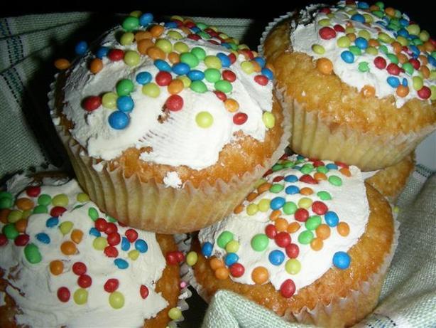 Billy's Vanilla Vanilla Cupcakes