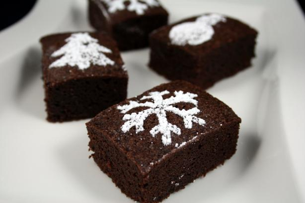 Mom's Cocoa Powder Brownies