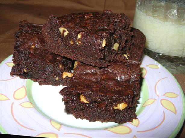 Wonderful Vegan Brownies