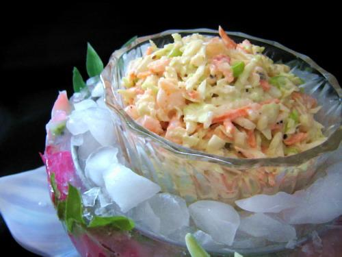 Shrimp Salad Filliing