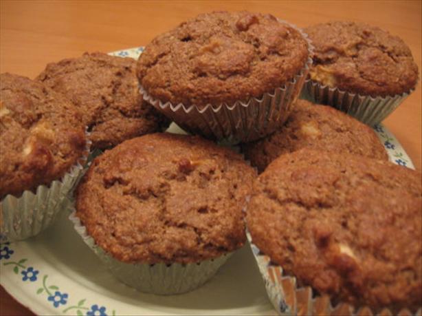Healthy Multigrain Muffins