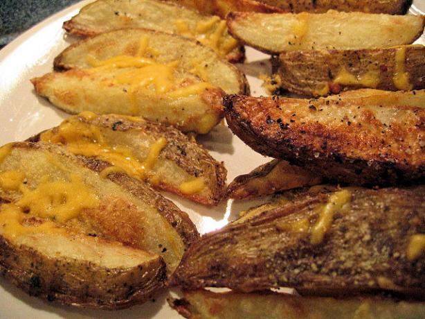 Mom's Potato Wedges