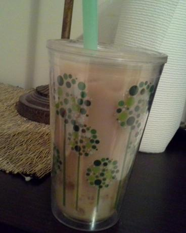 Pina Colada Bubble Tea