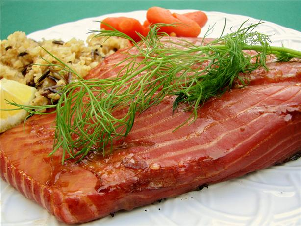 Alaskan Amber Salmon Marinade