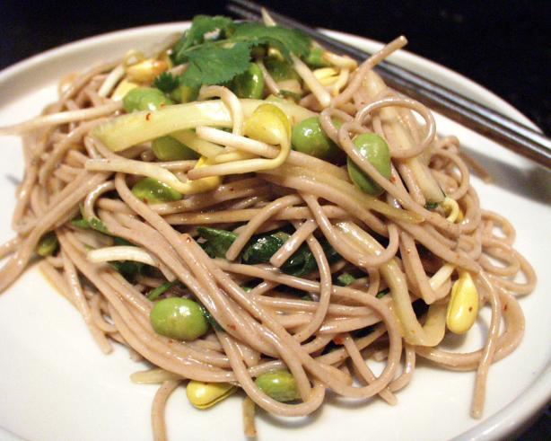 Spicy Miso Noodles