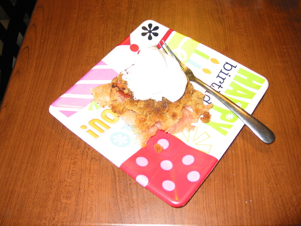 Lulu's Apple Crisp