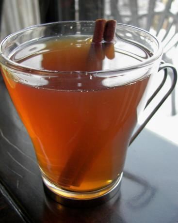Mulled Tea