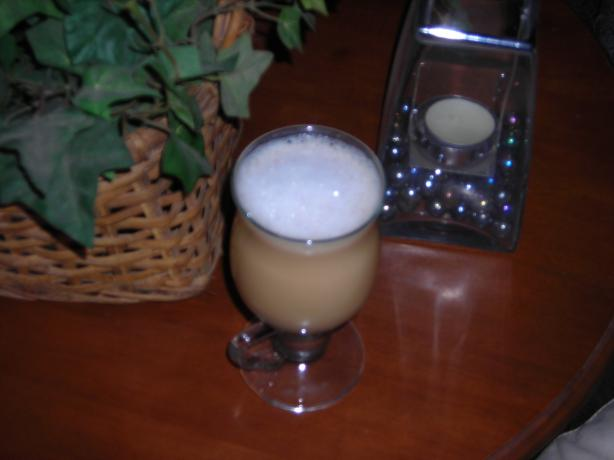 Maple Caramel Latte