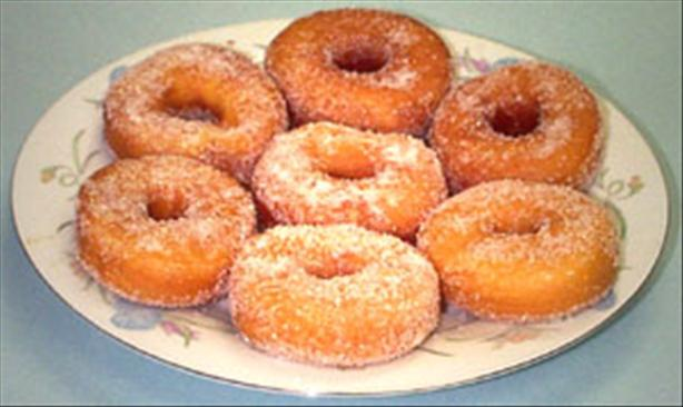 Quick and Easy Doughnuts...