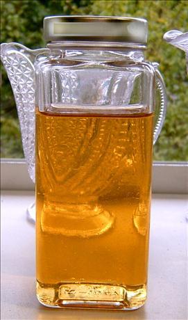 Lemon Spice Infused Oil