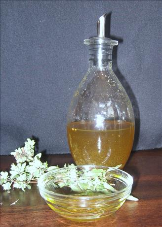 Pizza Infused Oil