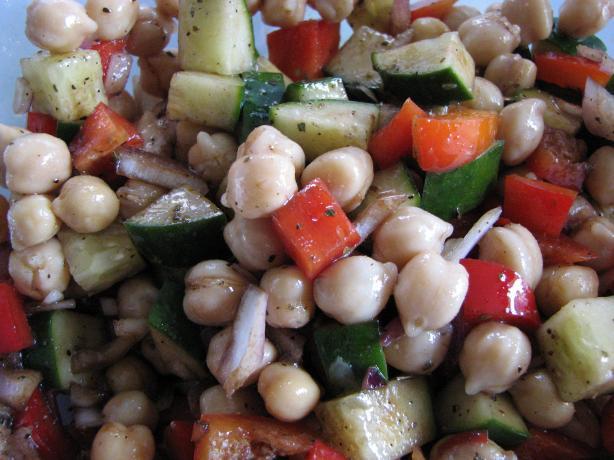 Goya Chickpea Salad