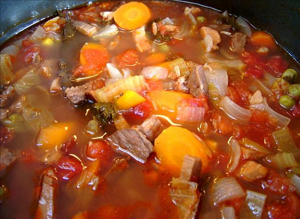 Kitchen Sink Stew