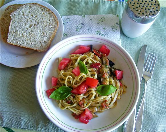 Bistro Vegetable Linguini