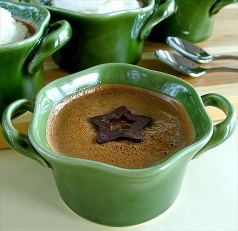 Saucy Mocha Pots of Cream (Microwave Easy-Fix)
