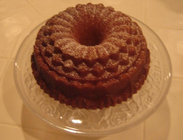 Almond-Lemon Tea Cake
