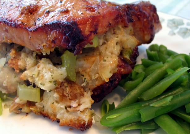 Stuffed Pork Chops - All Saints Episcopal Church - Longmeadow