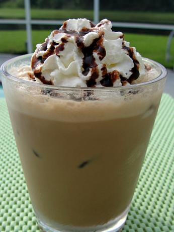 Iced Coffee Mocha