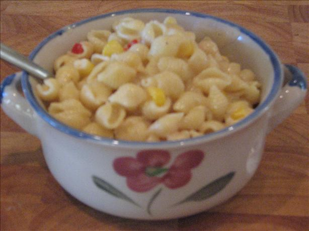 Creamy Macaroni With a Twist