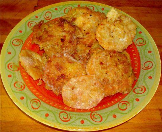 Brenda's Southern Fried Tomatoes