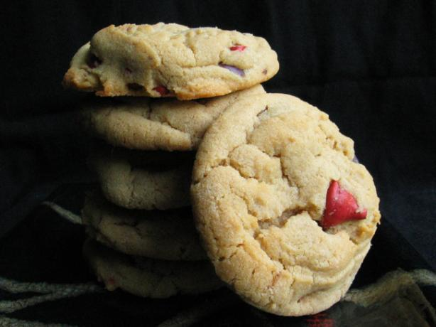 Michelle's Peanut Butter Chocolate Chip Cookies